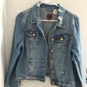 Never worn Boom Boom Jeans-Jean jacket